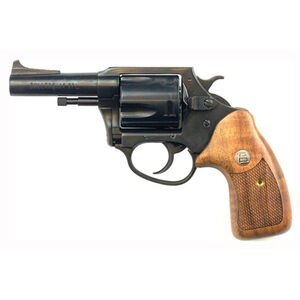 "Charter Arms Classic Bulldog Revolver .44 Special 3"" Barrel 5 Rounds Wood Grips Blued 34431"