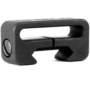 Blue Force Gear Rail Mounted Fixed Loop Sling Attachment Aluminum Black RMFL-125