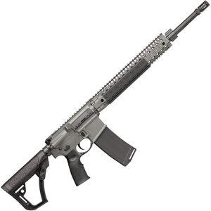 "Daniel Defense MK12 AR-15 Semi Auto Rifle 5.56 NATO 18"" Barrel 32 Rounds Daniel Defense DDM4 Quad Rail Collapsible Stock Deep Woods Finish"