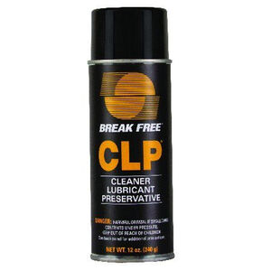 Break Free CLP Cleaner, Lubricant and Preservative 12 Ounce Aerosol Can