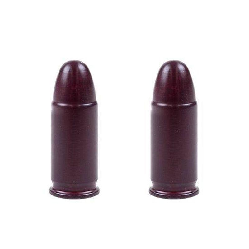 A-Zoom Precision Metal Snap Caps 9mm Makarov Aluminum 5 Pack 15132