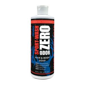 Atsko Sport-Wash Zero Odor Hair & Body Soap 16 oz