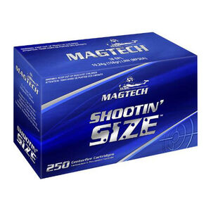 Magtech Shooting Sport .380 ACP Ammunition 95 Grain Full Metal Jacket 951 fps