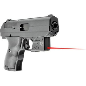 LaserLyte Gun Sight Trainer Red Laser Module System Hi-Point Pistols Polymer Matte Black UTA-HAB