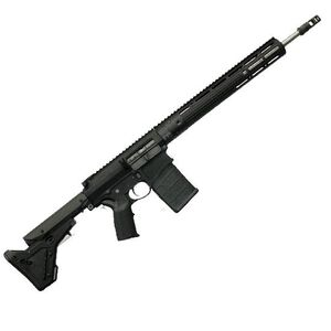 "CORE15 CORE30 TAC LR Semi Automatic Rifle .308 Win 18"" Barrel 20 Rounds Magpul Grip and UBR Stock Black 100547"