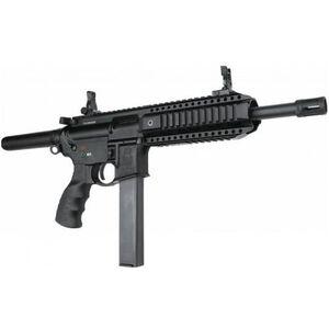 "SAR USA SAR109T 9mm Semi Auto Pistol 8.6"" Barrel 30 Rounds Quad Rail Flip Up Sights Black"