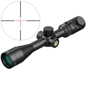 "Athlon Talos 3-12x40 Riflescope Illuminated Etched Glass BDC 600 Reticle 1"" Tube 0.25 MOA Adjustment Side Adjust Parallax Second Focal Plane Matte Black"