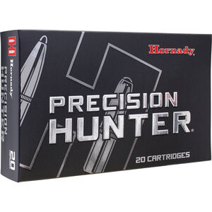 Hornady .300 Remington SAUM Ammunition 20 Rounds ELD-X 178 Grains