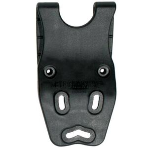 Blackhawk! Jacket Slot Duty Belt Loop Polymer Black 44H901BK