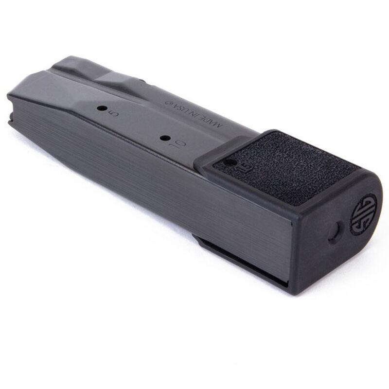 SIG Sauer P365/P365XL 15 Round Magazine 9mm Luger Alloy Body Matte Black Finish