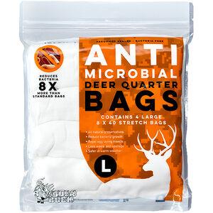 """Koola Buck Anti-Microbial Deer/Antelope Quarter Bag 8""""x40"""" 4 Pack"""