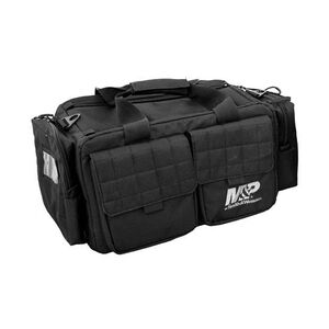 "Smith & Wesson Officer Tactical Range Bag 22"" x 14"" x 10.5"" Black"