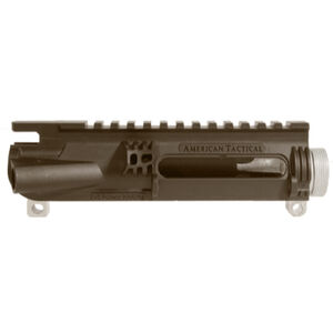 American Tactical Imports AR-15 Omni Hybrid Maxx Stripped Upper Receiver Multi Caliber Metal Reinforced Polymer Construction Flat Dark Earth