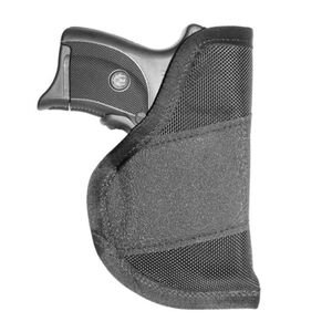 Crossfire Shooting Gear Grip Laser Pocket Holster Compact Autos Ambidextrous Nylon Black