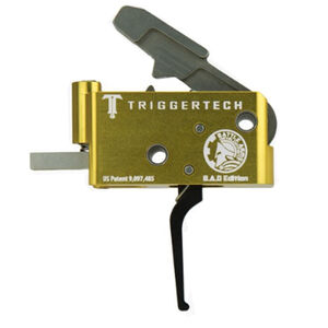 Battle Arms Development Adjustable TT-15 Curved Two-Stage Trigger 2.5-5 lbs.