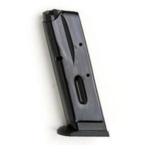 CZ-USA 75 Compact Magazine 9mm 10 Rounds Steel Blued Finish 11104