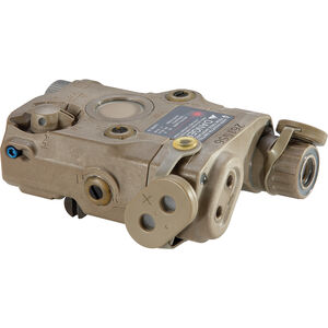 EOTech ATPIAL Advanced Target Pointer/Illuminator/Aiming Visible Laser and Infrared Laser Tan ATP-000-A59
