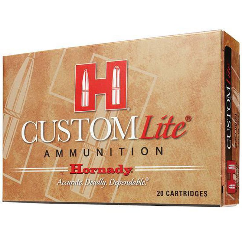 Hornady .300 Winchester Magnum Ammunition 20 Rounds SST 150 Grains