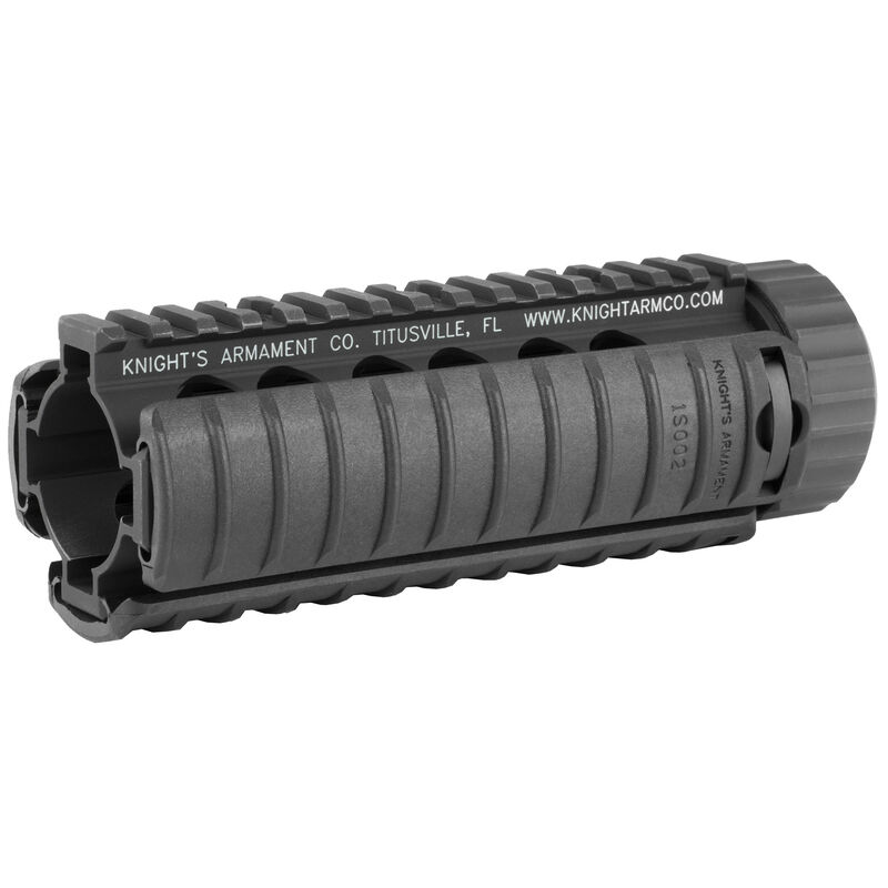 Knights Armament AR-15/M4 RAS Forend Assembly Free Float Hand Guard Carbine Length Mil-STD 1913 Picatinny Rails Aluminum Anodized Matte Black