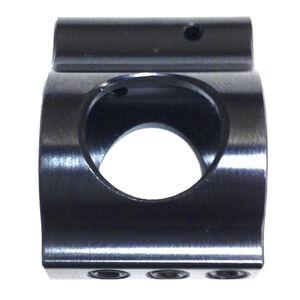 "Faxon AR-15 .750"" Ultra Low-Profile Gas Block Black GB-LP-750-3"