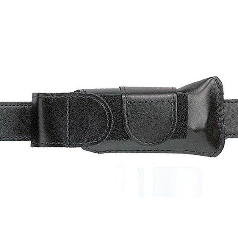 Safariland Model 123 Concealment Horizontal Magazine Holder Size 383 Plain Black Finish