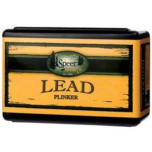 "Speer Lead Plinker Handgun Bullets .32 Caliber .314"" Diameter 98 Grain Lead Hollow Base Wadcutter Projectile 500 Per Box 4600"