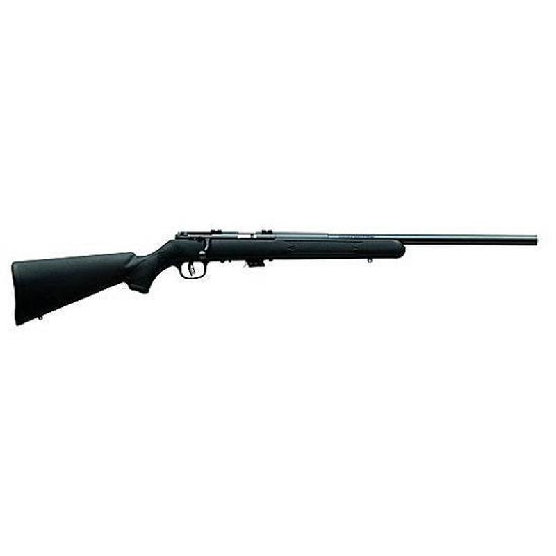 "Savage Mark-II F Bolt Action Rifle .22 LR 21"" Barrel 10 Rounds Synthetic Stock Blued Barrel 26700"