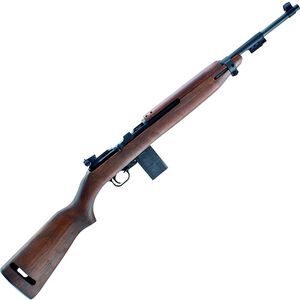 "Chiappa M1-22 Carbine .22 LR Semi Auto Rifle 18"" Barrel 10 Rounds M1 Style Sights Wood Stock Blued Finish"