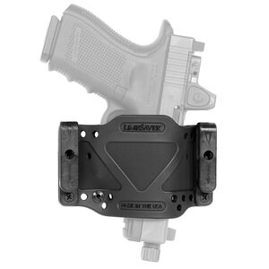 LimbSaver CrossTech Compact Holster Clip On Polymer Black