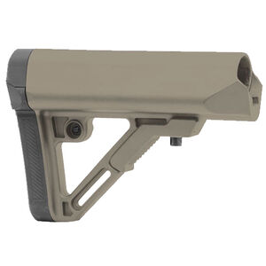 UTG PRO AR15 Ops Ready S1 Mil-spec Stock Only, FDE