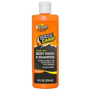 Dead Down Wind Rinse Free Body Wash & Shampoo 8oz Unscented