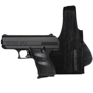"""Hi-Point C-9 Semi Auto Handgun 9mm Luger 3.5"""" Barrel 8 Rounds Black Finish with Holster 916G"""