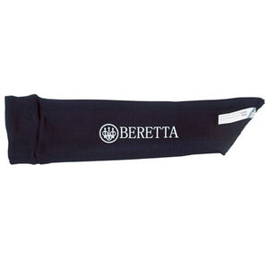 Beretta Pistol Sock with Beretta Logo Knit Cotton Blue SFOU66001A