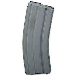 ASC AR-15 Magazine .223/5.56 30 Rounds Aluminum Gray 30-223-AL-GM-G-ASC