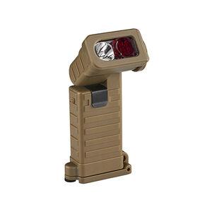 Streamlight Sidewinder Boot Hands Free Military Handheld Flashlight 7/55 Lumens Coyote