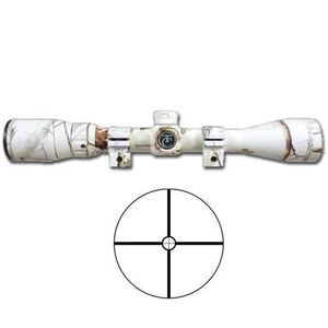 Thompson/Center Predator 3-12x40 Riflescope and Rings Center-Plex Reticle Realtree AP Snow Camo Finish 8355