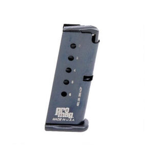 ProMag KEL-TEC P-3AT Magazine .380 ACP 6 Rounds Steel Blued KEL 06