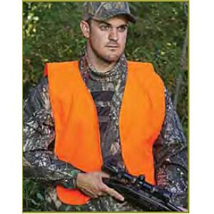 Allen Orange Hunting Safety Vest Adult