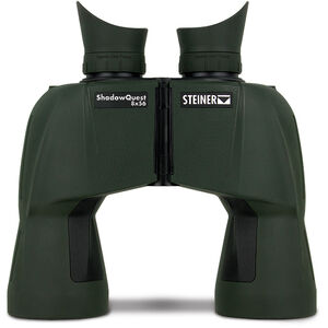 Steiner ShadowQuest Binoculars 8x56mm Low Light Optic NBR Rubber Armor Green