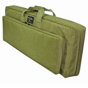 "Galati Gear Double Discreet Square Rifle Case 38"", Olive Drab SQ38DOD"