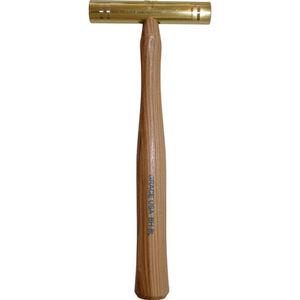 Grace USA 8 oz Long Brass Hammer