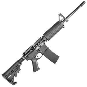 """CORE15 Scout AR-15 Semi Auto Rifle .300 Blackout 16"""" Barrel 30 Rounds Black"""