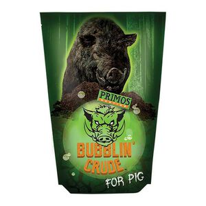 Primos Bubblin' Crude for Pig Feral Hog Attractant 5 Pound Bag 58541