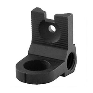 XS Sight Systems CSAT AR-15 Rear Aperture Serrated Black