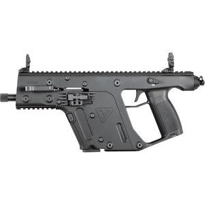 "KRISS USA Vector SDP G2 9mm Luger Semi Auto Pistol 17 Rounds 5.5"" Threaded Barrel Folding Sights Black"