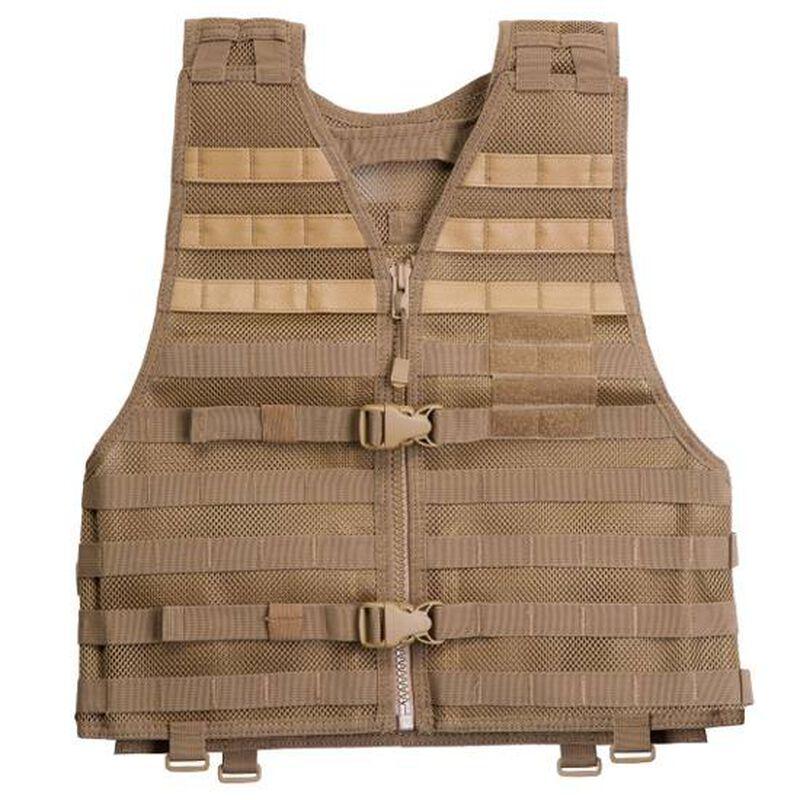 5.11 Tactical VTAC LBE Tactical Vest Nylon Regular Flat Dark Earth 58631