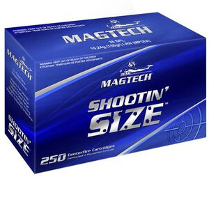 Magtech .40 S&W Ammunition 250 Rounds, FMJ, 180 Grains