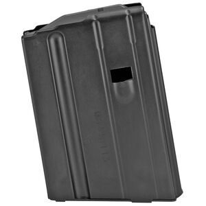 DURAMAG by CProductsDefense AR-15 SS Magazine 6.8 SPC 10 Rounds Stainless Steel Matte Black Finish