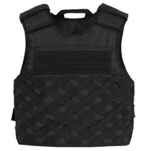Voodoo Tactical F.A.S.T. Vest MOLLE Compatible Lattice Weave Medium-XL Black 20-771001335