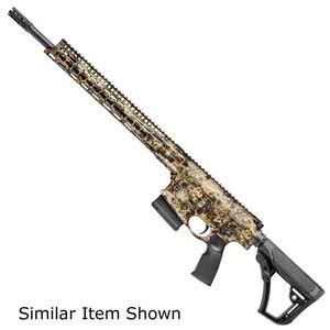 "Daniel Defense Ambush DDM4 AR-15 Semi Auto Rifle 6.8 Remington SPC II 18"" Barrel 5 Round Capacity Geissele SSA Trigger Free Float M-LOK Hand Guard 6 Position Stock Kryptek Highlander Finish"